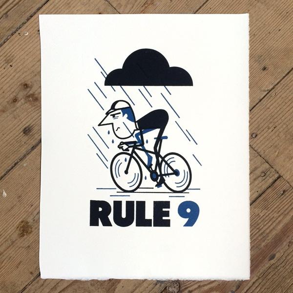 Rule 9 print