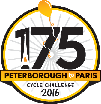 Thomas Cook Peterborough to Paris Charity Ride
