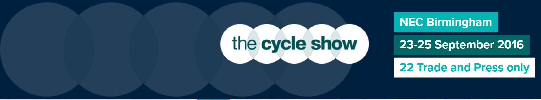 cycle show banner