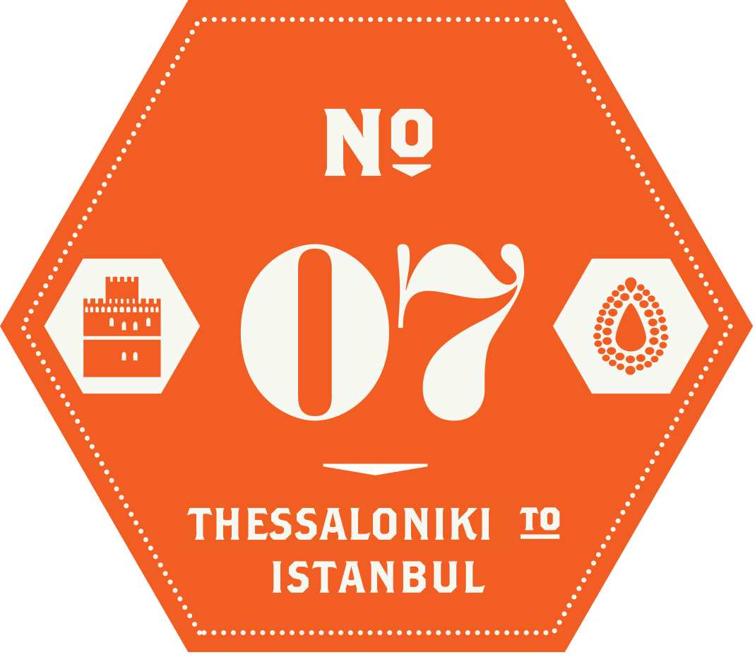 Pioneers – Leg 7 Thessaloniki to Istanbul