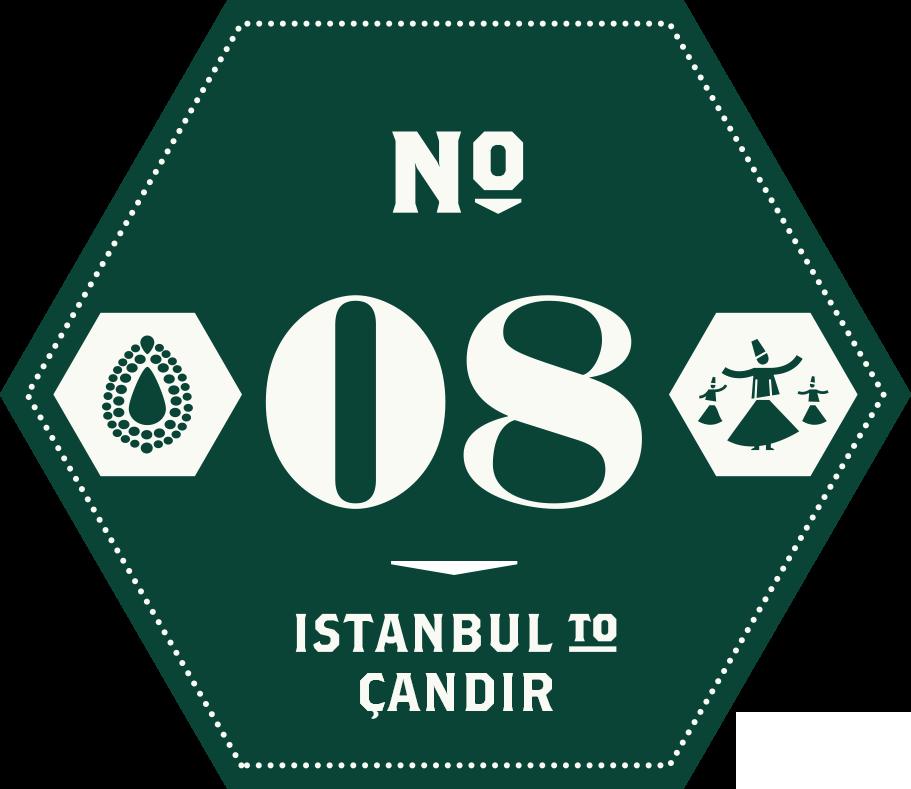 Pioneers Leg 8- Istanbul to Çandir