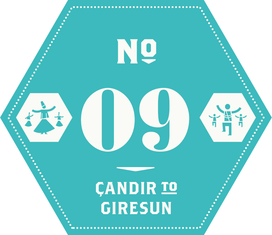 Pioneers Leg 9 – Çandir to Giresun 2021 - Cycling Tours - Ride25