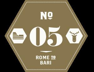 Pioneers – Leg 5 Rome to Bari